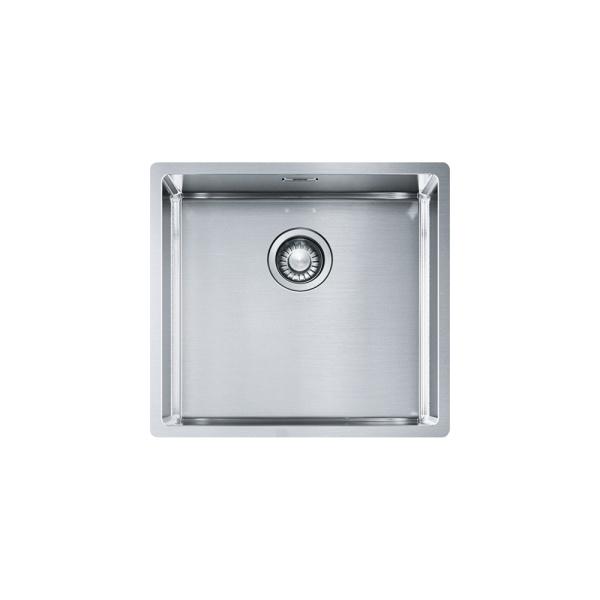 Νεροχύτης ανοξείδωτος FRANKE BOX BBX 210 45/110 45 σατινέ 49×45