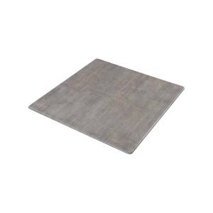 ΚΑΠΑΚΙ Contract Sliq 60x60cm/16mm Cement
