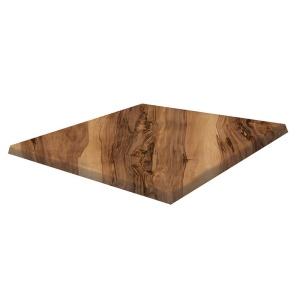 ΚΑΠΑΚΙ Plus 70x70cm Iso Indian Rosewood