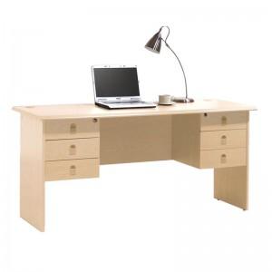 SIGNAL Γραφείο 160x60x75cm 6-Συρτ.Sonoma