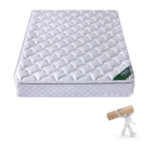 ΣΤΡΩΜΑ 180x200/30cm Pocket Spring+Ανώστρ.Memory Foam (Roll Pack)