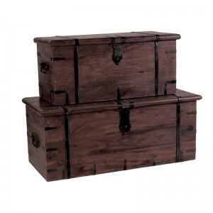 BOX Μπαούλο (Νο.2) 81x37x35cm