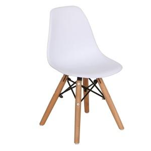ART Wood Kid Καρέκλα PP Άσπρο