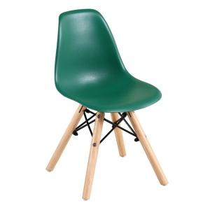 ART Wood Kid Καρέκλα PP Πράσινο