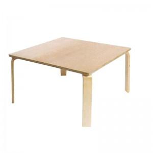 KID-FUN Παιδικό Τραπέζι 78x52x45cm Σημύδα