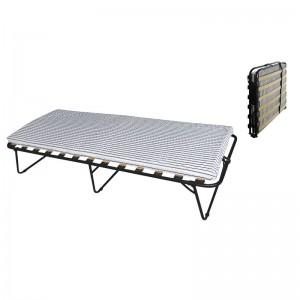 CLEMENT κρεβάτι σπαστό Μέταλλο/Ξύλο