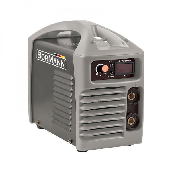 Ηλεκτροκόλληση Inverter 180A/60% Bormann Diy