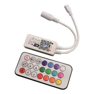 ΑΣΥΡΜΑΤΟ CONTROLLER RF Wifi RGBW 12A DC 12V/120W 24V/240W(MAX)